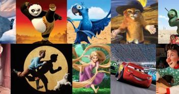 El cine de animación. Características de las películas de animación