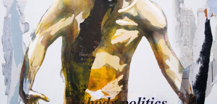Señales de vida, la obra del pintor Tchif de Benín