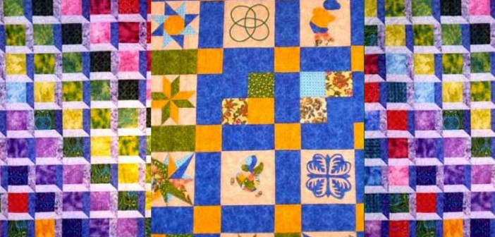 El patchwork o costura creativa